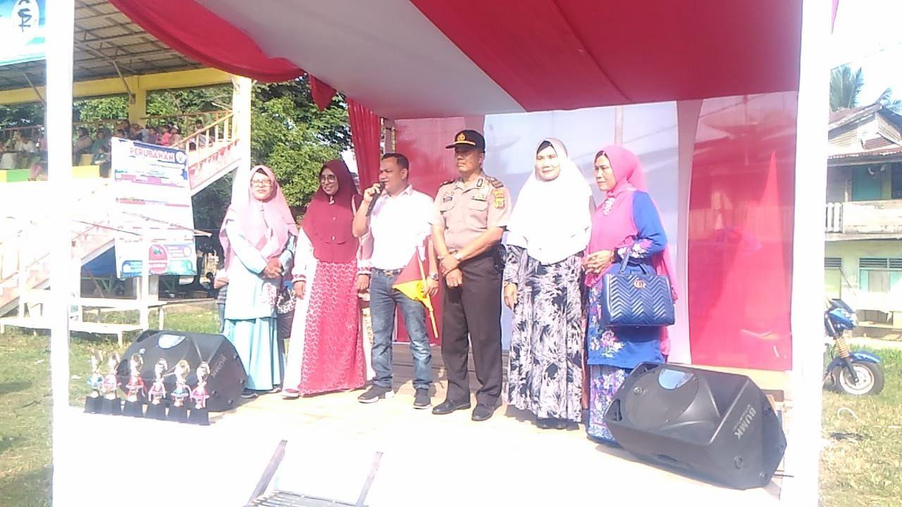 Peringatan HUT KE-74 RI Kecamatan Kota Kualasimpang Diisi Oleh Berbagai Kegiatan